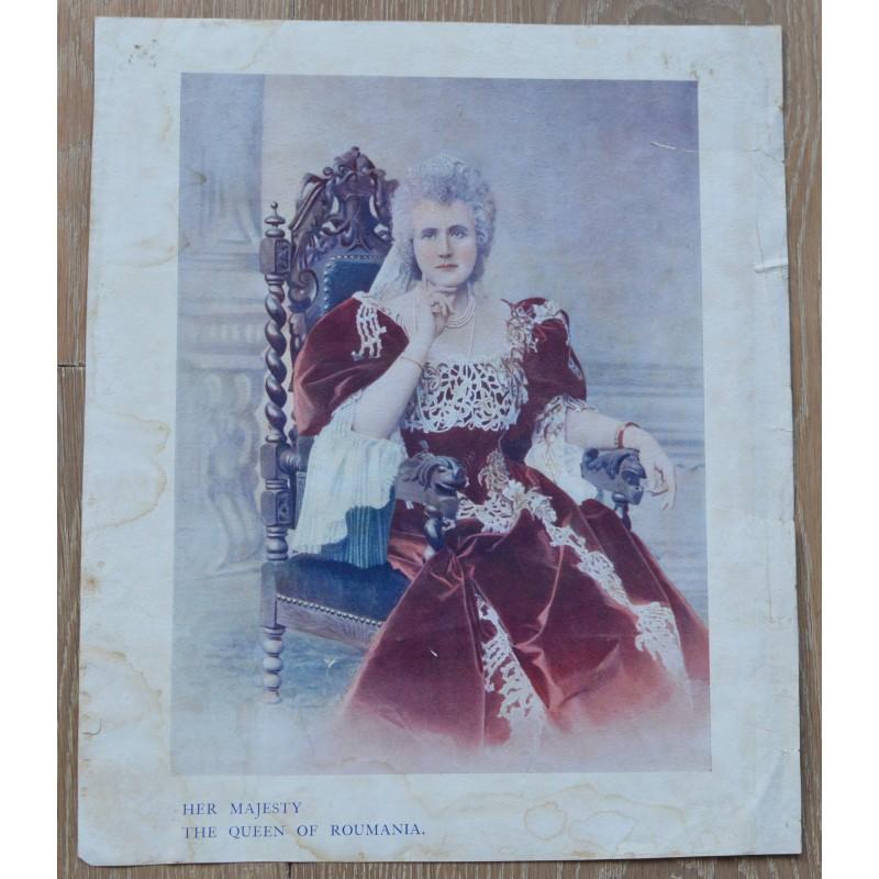 Regina Elisabeta a Romaniei (Carmen Sylva)