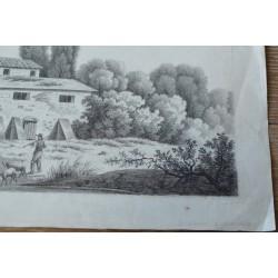 desen vechi Italia cca 1810