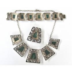set argint aur Peru