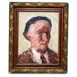 Tablou autoportret Otto Briese