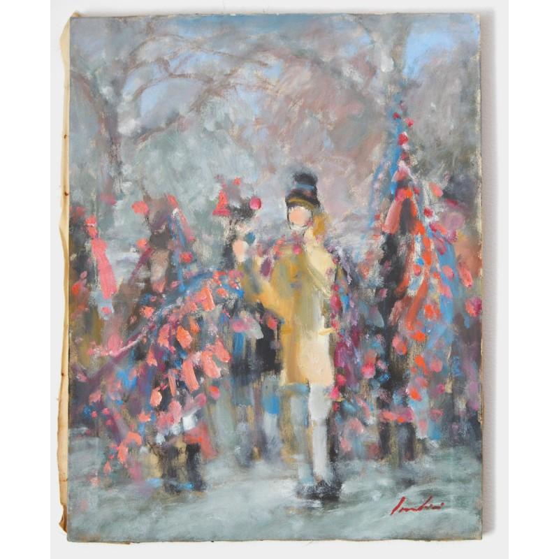 tablou Daradici Constantin