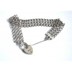 bratara argint vintage