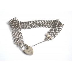 bratara vintage argint