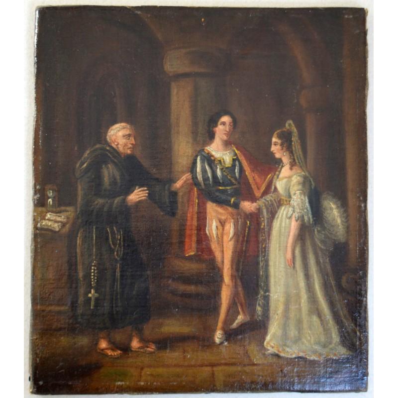 pictura veche secol 19