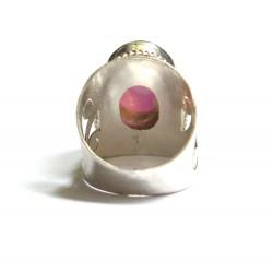 inel argint masiv
