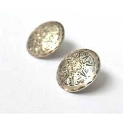 cercei vechi argint Mexic