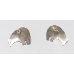 cercei vechi Navajo argint