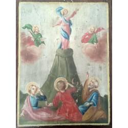 icoana Schimbarea la Fata a luI Iisus